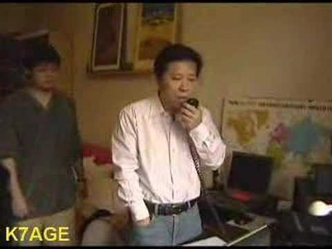 K7AGE Meets Beijing Ham Radio Operators