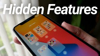 iPhone Hidden Features! iOS 14 Tricks