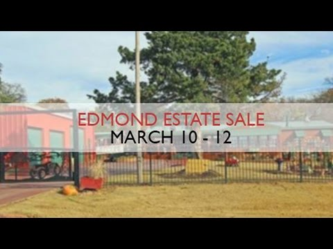 Large Estate Sale in Edmond Oklahoma - March 10-12 by Elliott's Estate Sales