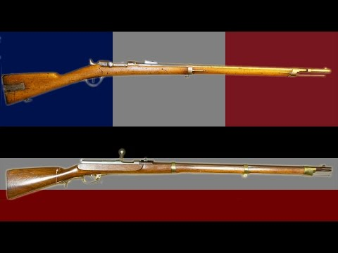 Weapons in the Franco-Prussian War