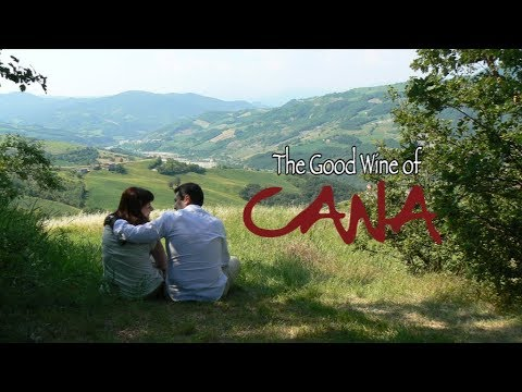 The Good Wine of Cana The 4th International Cana Convention Gainazzo - Milan