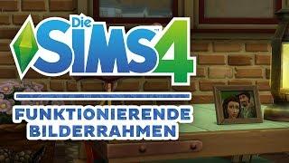 Anpassbare Bilderrahmen in Sims 4! | Modvorstellung | sims-blog.de