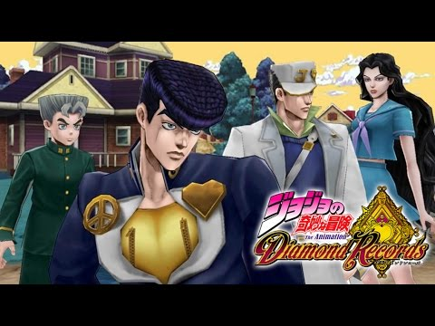 Yukako Wants To Find Love - JoJo's Bizarre Adventure: Diamond Records PART 2 ジョジョの奇妙な冒険 ダイヤモンドレコーズ