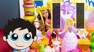 Episode 11: Play-Doh Edition: Disney's Belle, Imaginext Pirate, Jake Neverland, Cannon, Ripslinger