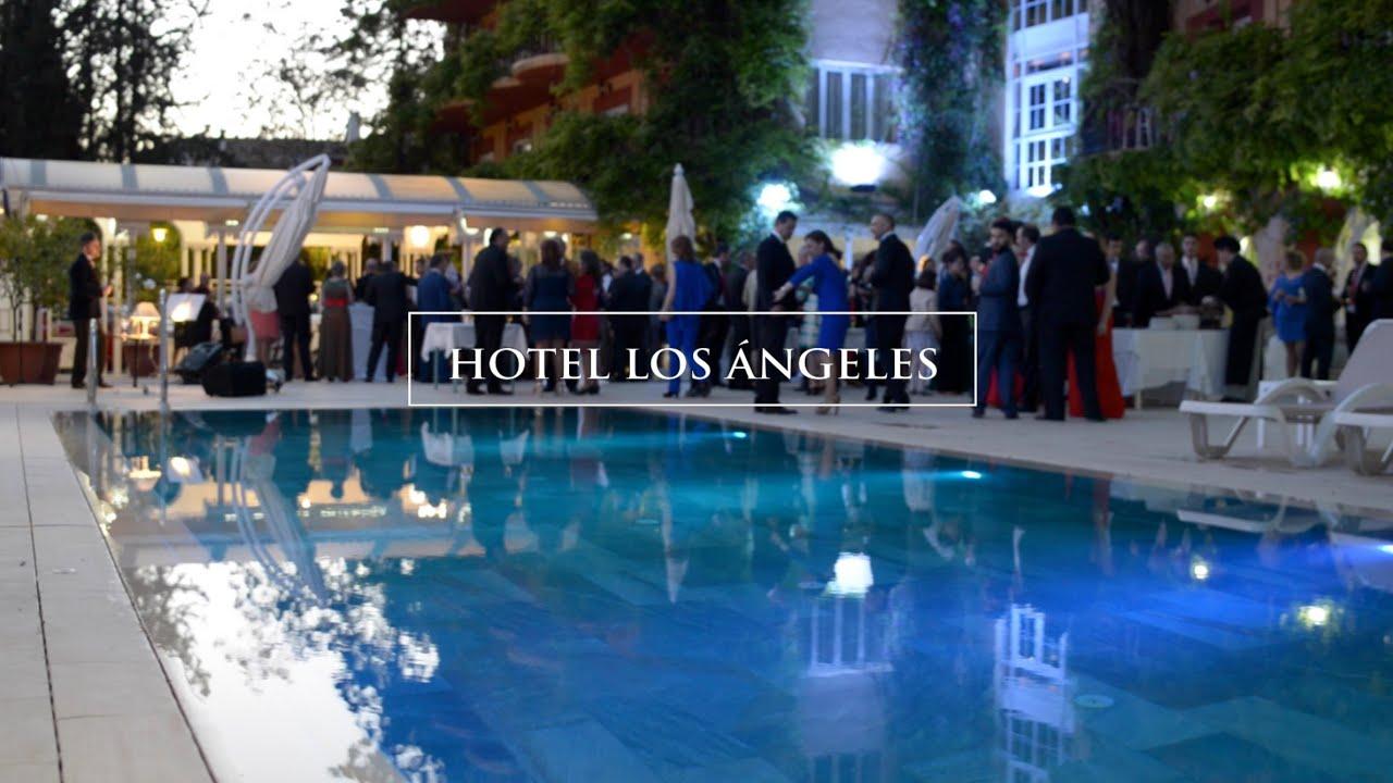 Ideas para una boda en abril hotel los ngeles youtube - Hotel los angeles granada ...
