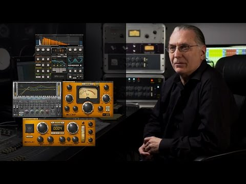 Master Class with Dave Darlington: Mixing with Hybrid Plugins