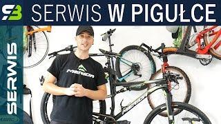 Jak serwisować CAŁY rower - pełny poradnik dla każdego! SzajBajk - serwis.