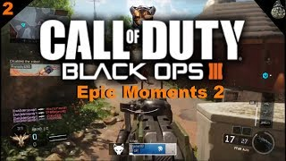 Call of Duty Black Ops 3 - Epic Moments 2