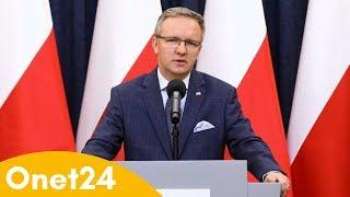 Krzysztof Szczerski przeprasza | Onet24