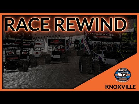 World of Outlaws NOS Energy Drink World Championship | Race 2 - Knoxville | Race Rewind