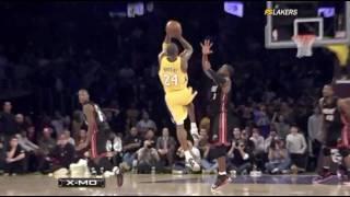 Kobe Bryant Buzzer Beaters 2009 - 2010 Season