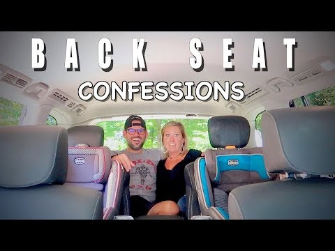 BACK SEAT CONFESSIONS: An IN-DEPTH Review