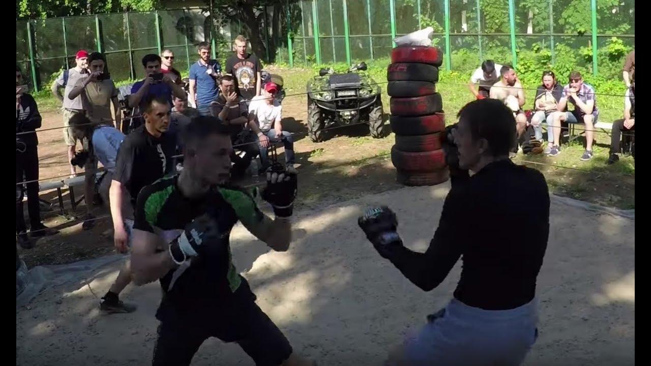 Хороший бой двух средневесов в Звенигороде