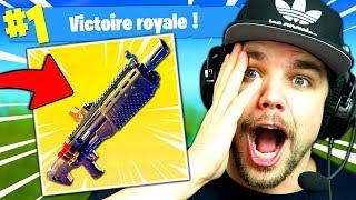 """TOP 1 / NOUVEAU """"Fusil à Pompe Lourd"""" FORTNITE: Battle Royale !!"""