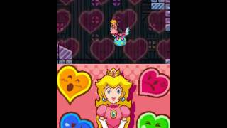 Nintendo DS Longplay [036] Super Princess Peach (Part 1 of 3)