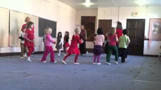 Repeat youtube video Kindergarten Eurythmy