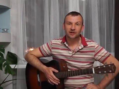 песня автор Александр Казак - Моё хобби рыбалка (хорошая песня под гитару)