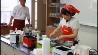 治療用食品のお店 ひまわり http://himawari-thf.com/ エスプーマ(泡)...