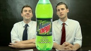 Mountain Dew for Test Takers - The State of Us