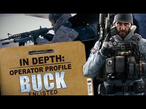 Rainbow Six Siege - In Depth: Operator Profile: BUCK