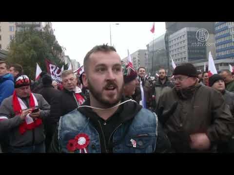 波兰庆独立百周年 视共产崩溃为大成就(纪念独立_共产主义)