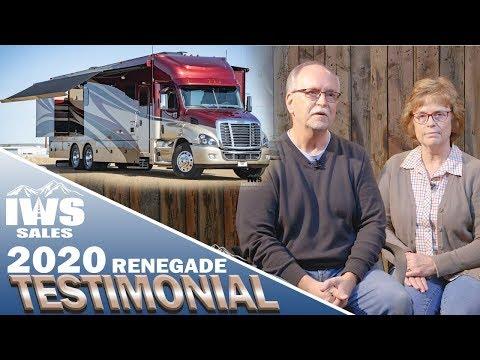 2020 Renegade Classic Luxury Motor Coach Testimonial