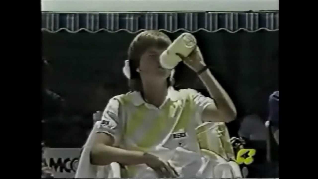 Hana Mandlikova vs Martina Navratilova 1987 Australian Open 3 3
