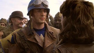 Steve Rogers Brings Back Soldiers From Hydra Base ...