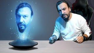 ÇİN'DEN 3D HOLOGRAM ALDIM #Acayip Ürünler