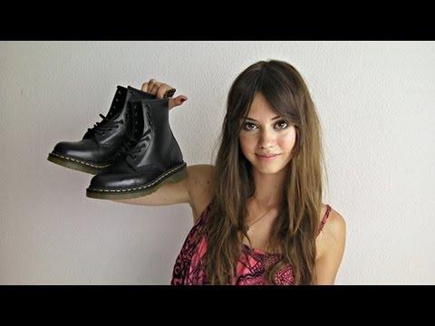7739437620c Combinando prendas  Dr Martens - YouTube