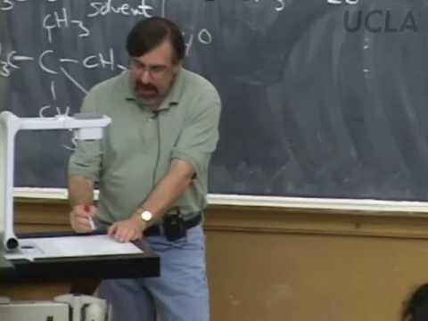 Organic Reactions and Pharmaceuticals, Lec 5, Chemistry 14D, UCLA