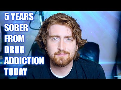 5 Years Sober from Drug Addiction Today | Sobriety VS Addiction Recovery - What's the Difference?