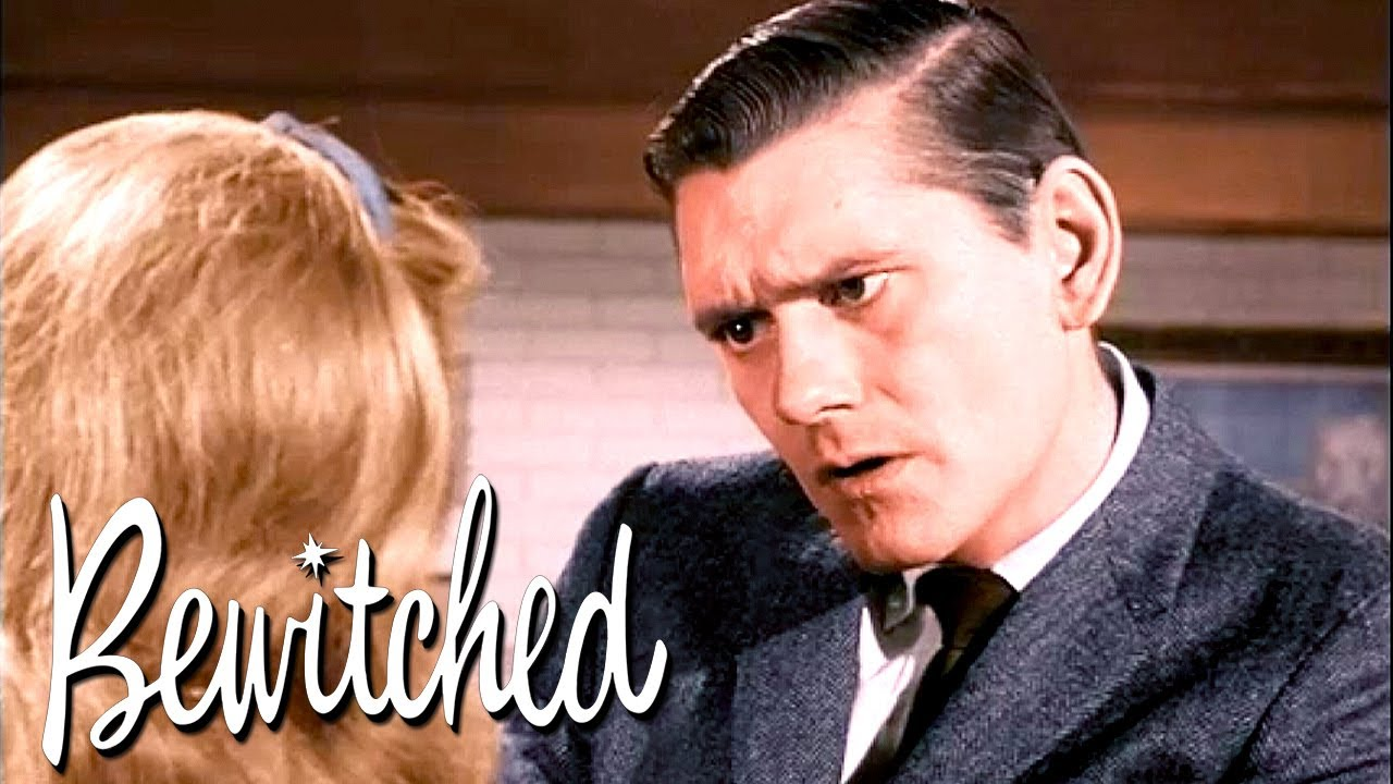 Darrin Questions Samantha's Age | Bewitched