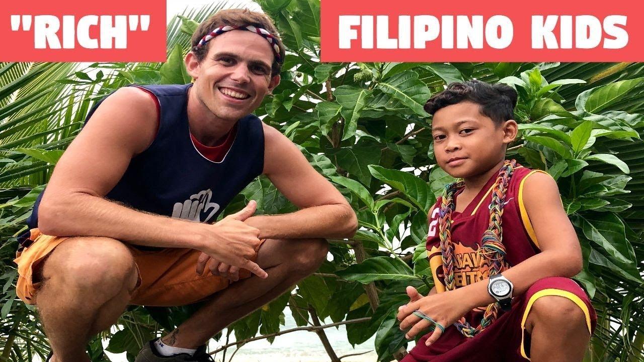 Filipino Kids Living The Rich Life Becomingfilipino Games