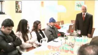First meeting of Jeeai-Pakistan, Founder & Chairman Javed Aqeel Khan