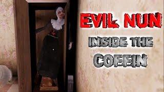 Evil Nun Inside The Coffin