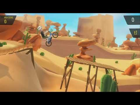 Migoy tries out Pumped BMX + | Too Much Gaming |