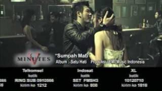 """FIVE MINUTES """"SUMPAH MATI"""" (OFFICIAL VIDEO)"""