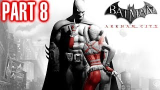 Batman Arkham City Walkthrough Part 8 - Municipal Codes - Xbox Gameplay