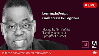 Learning InDesign: Crash Course for Beginners