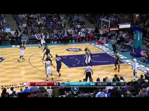 Atlanta Hawks vs Charlotte Hornets | March 28, 2015 | NBA 2014-15 Season