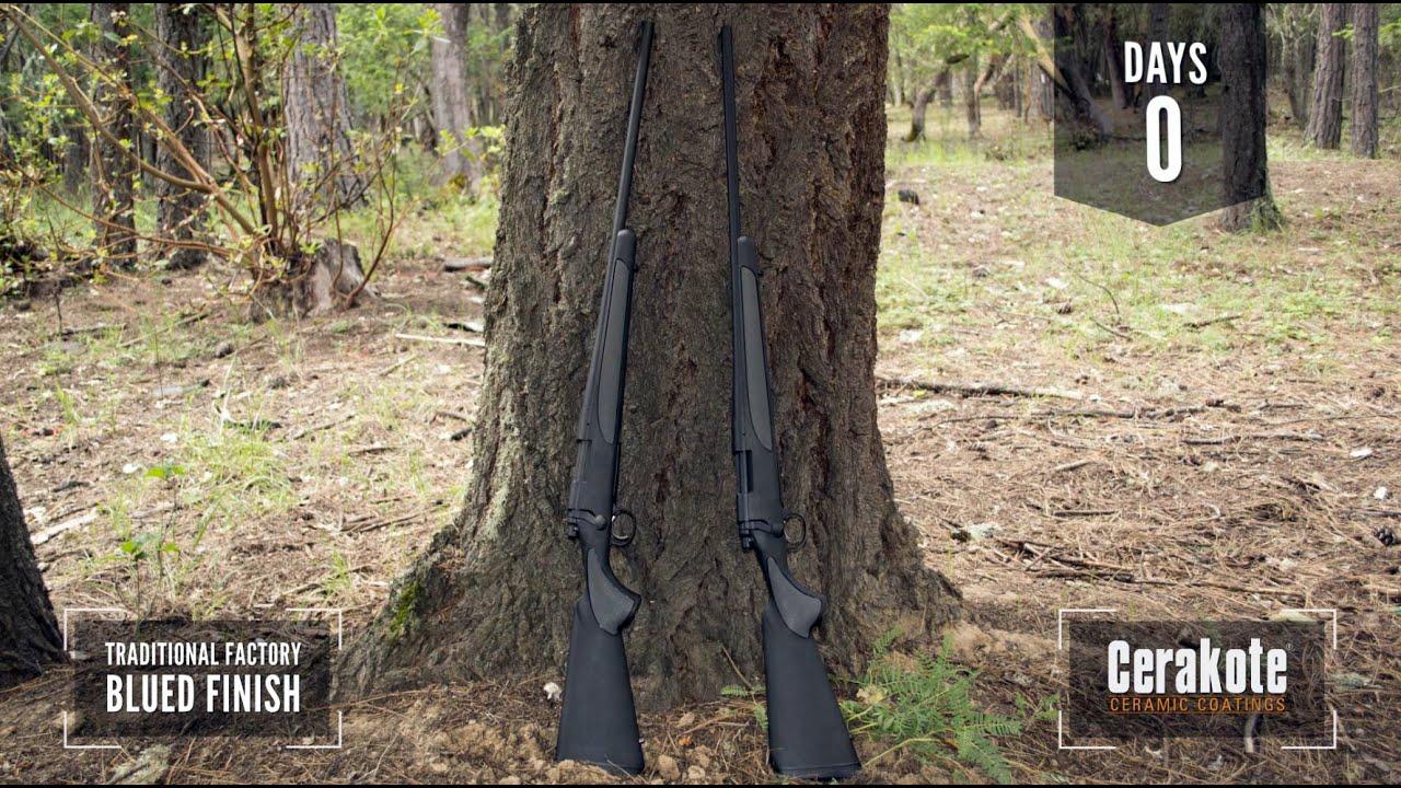 EMG Custom Cerakote Falkor AR-15 Blitz SBR Training Weapon M4 Airsoft AEG  Rifle (Color: Blue Titanium)