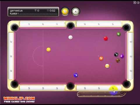 Y82 deluxe pool Games Y8com