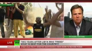 Libya on the brink of collapse two years after liberation