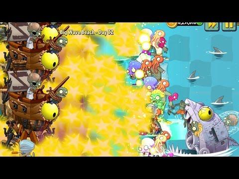 Plants vs Zombies 2 Epic Hack : The Ultra Star vs Each Freakin