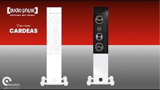 Audio Physic's new CARDEAS loudspeakers wow Fidelity magazine…