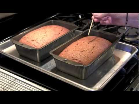 Kimberly in the Kitchen Pumpkin Bread with orange honey butter