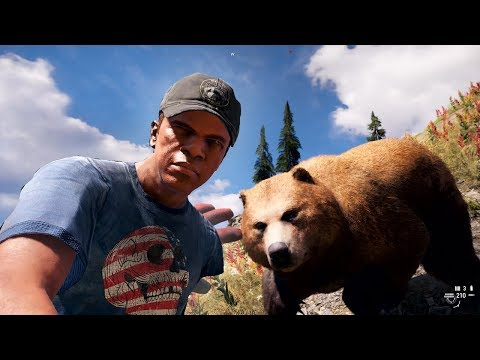Far Cry 5: Fred Lee & Me