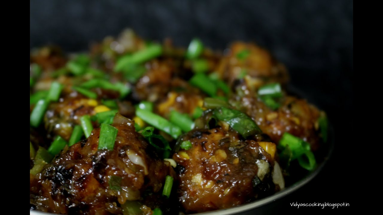 Mixed vegetable manchurian recipe in tamil youtube mixed vegetable manchurian recipe in tamil forumfinder Gallery