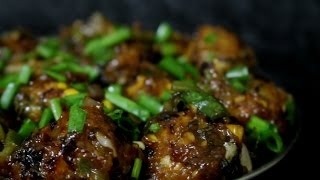 Mixed Vegetable Manchurian Recipe in Tamil